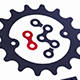 Bicycle Gear Logo Design