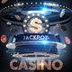 Casino Flyer Template