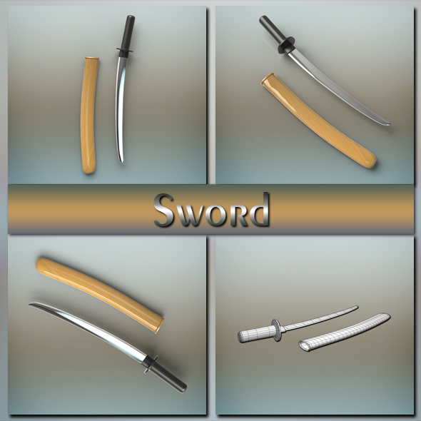 3DOcean Sword 20218091