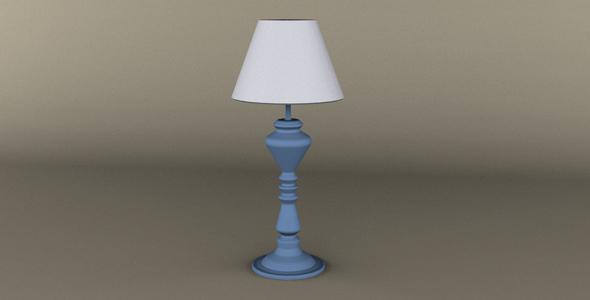 3DOcean Desk Lamp 20218268