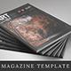 Art-ist Magazine Template V.13