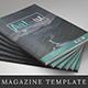 Art-ist Magazine Template V.15