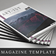 Art-ist Magazine Template V.16