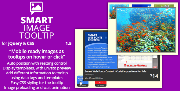 Smart Image Tooltip - CodeCanyon Item for Sale