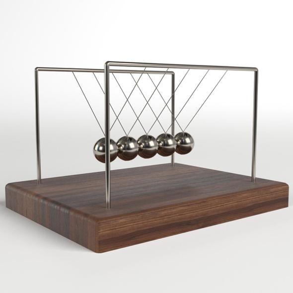 3DOcean Newton's Cradle 2 20222018