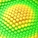 Background From Animated Hexagons