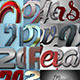 30 Bundle Text Styles N-A