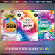 Colorful Flyers Bundle Vol. 50