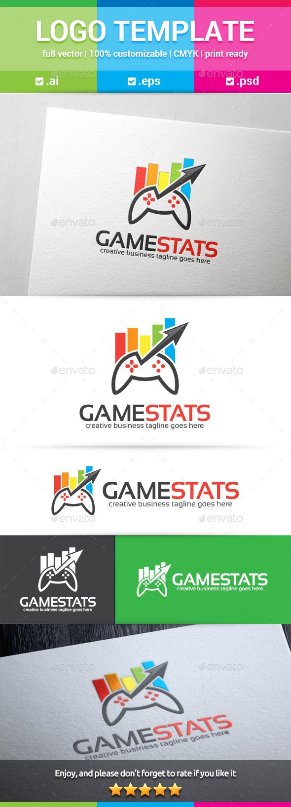 Games Stats Logo