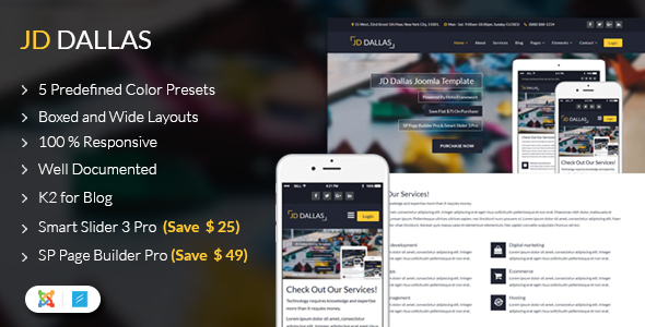 jd dallas - responsive business joomla 3.7 template (joomla) JD Dallas – Responsive Business Joomla 3.7 Template (Joomla) 01 preview