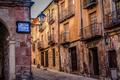 Old quarter in Siguenza