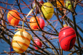 Easter Eggs on a tree