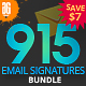 915 Email Signatures Bundle