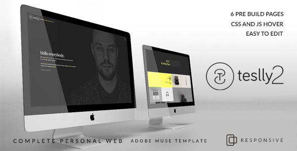 Teslly2 Personal Muse Template