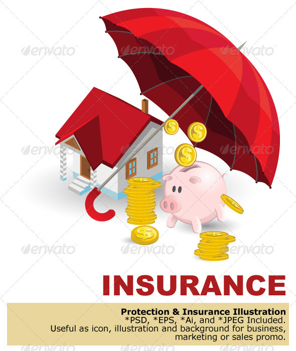 GraphicRiver Insurance Protection 1979756
