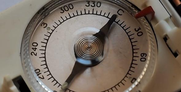 Rotation Of Compass