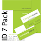 Corporate Identity 7 Pack - GraphicRiver Item for Sale