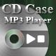 XML CD Case MP3 Player - ActiveDen Item for Sale