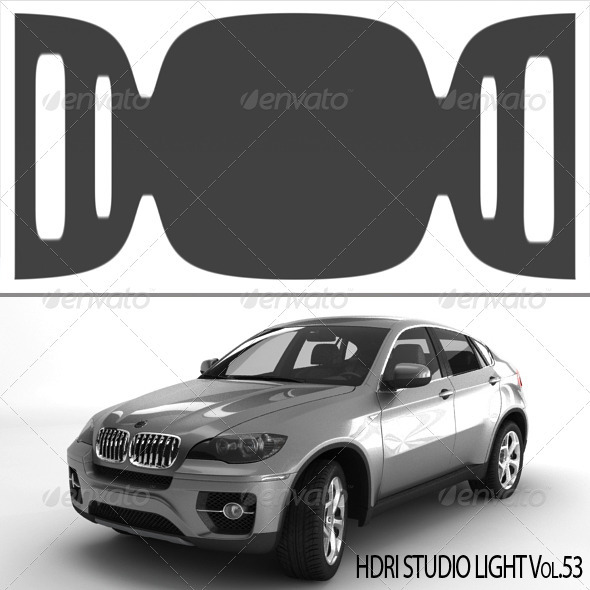 HDRI_Light_53 - 3DOcean Item for Sale