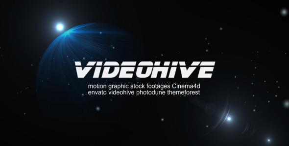 After Effects Project - VideoHive Space Runner 1981883