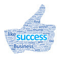 Success Thumb Up Sign - PhotoDune Item for Sale