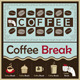 Download Vector Coffee Break