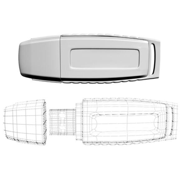3DOcean USB Flash Drive 01 1959211