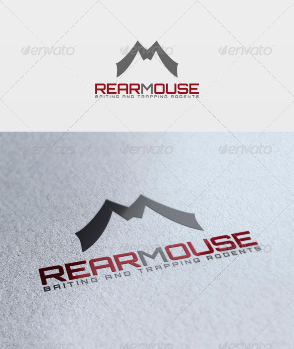Rear Mouse Logo