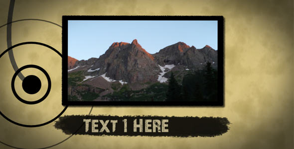 After Effects Project - VideoHive Adventure Map 231339