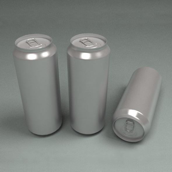 3DOcean Aluminium Cans 231370