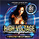High Voltage Party Flyer - GraphicRiver Item for Sale