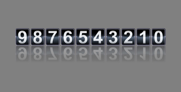 VideoHive Analog Counter 1965760