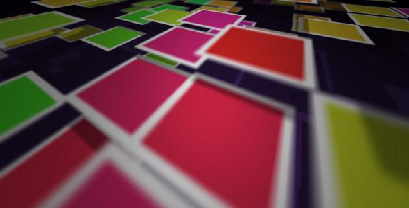 Dancing grid