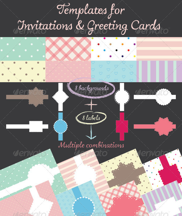 GraphicRiver Templates for Invitations & Greeting Cards 1994135