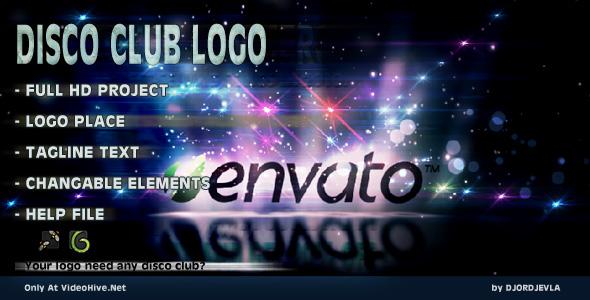 VideoHive Disco Club Logo 231965