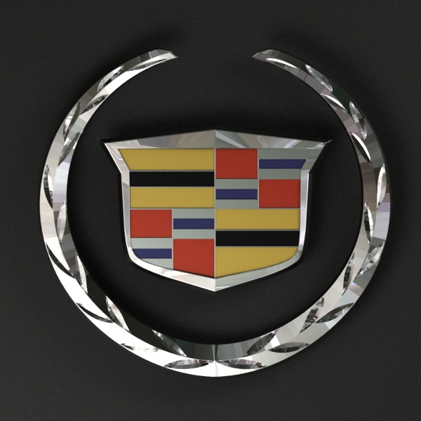 3DOcean Cadillac Logo 232005