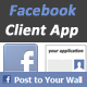 Facebook Premium Client Application