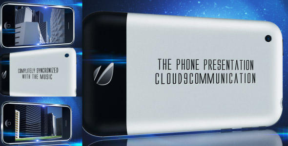 After Effects Project - VideoHive The Phone presentation 231774