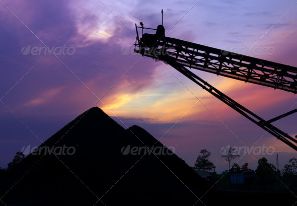 Stock Photo - PhotoDune Mining landscape 2114101