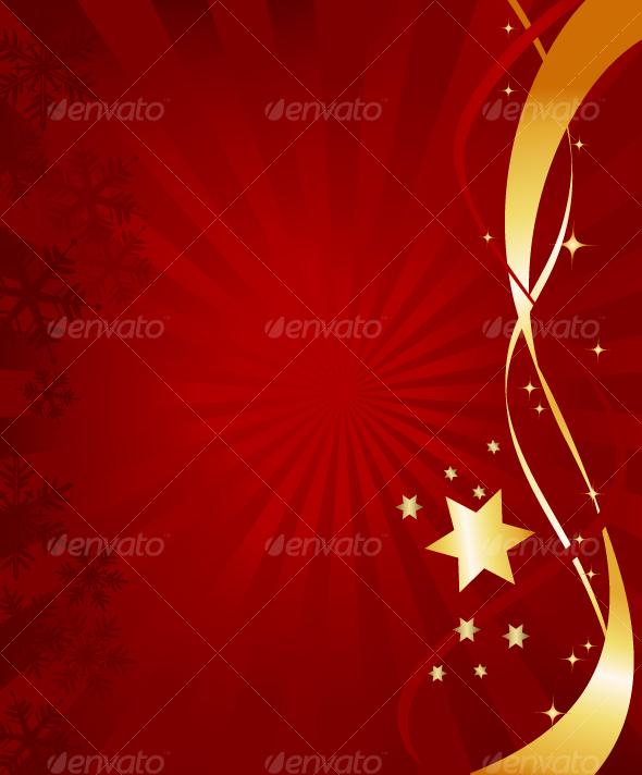 GraphicRiver Christmas Decorative Card 76675