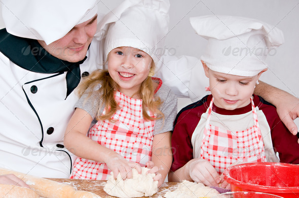 cooks - Stock Photo - Images