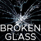 4 Broken Glass Textures - 3DOcean Item for Sale