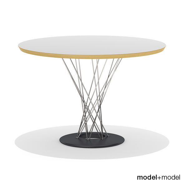 3DOcean Knoll Cyclone table 233005