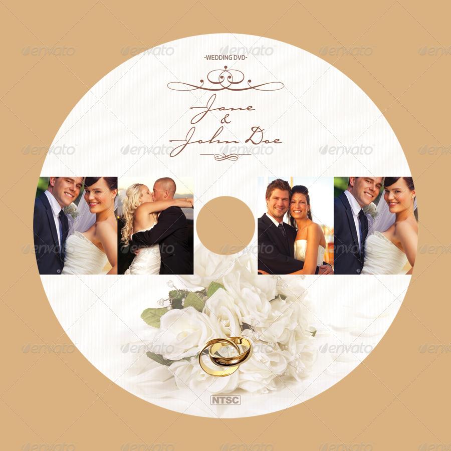 etichetta dvd matrimonio