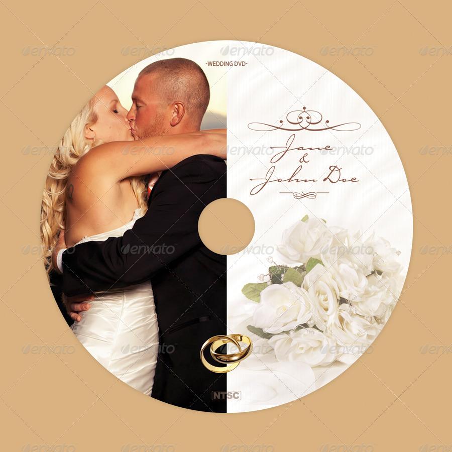 etichetta dvd per matrimonio