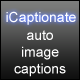 iCaptionate: automatic image captions