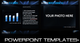 Stealth PowerPoint Templates
