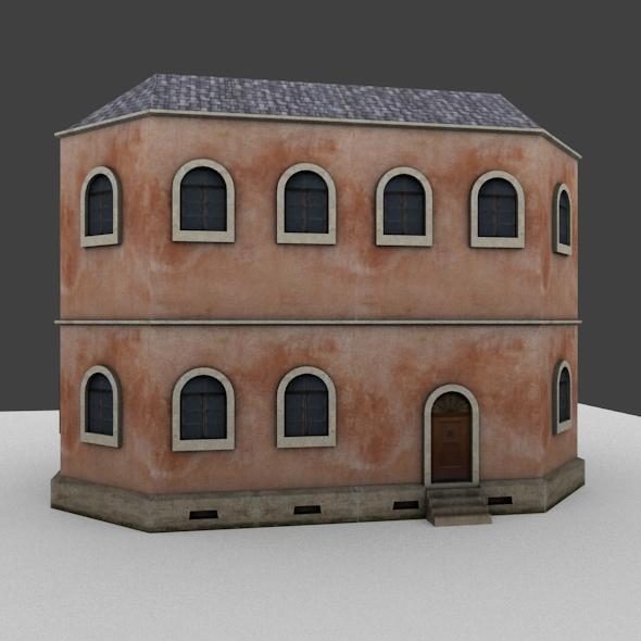 3DOcean Building Tileset01 233145