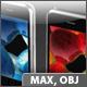 Sleek Touchscreen Smart Phone