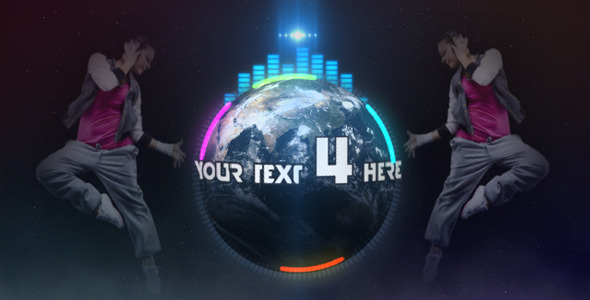 After Effects Project - VideoHive Rhythm Of The World 1969766